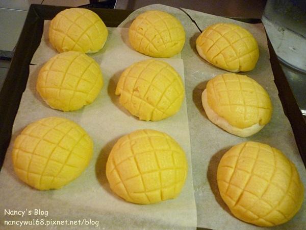 手作菠蘿包.JPG