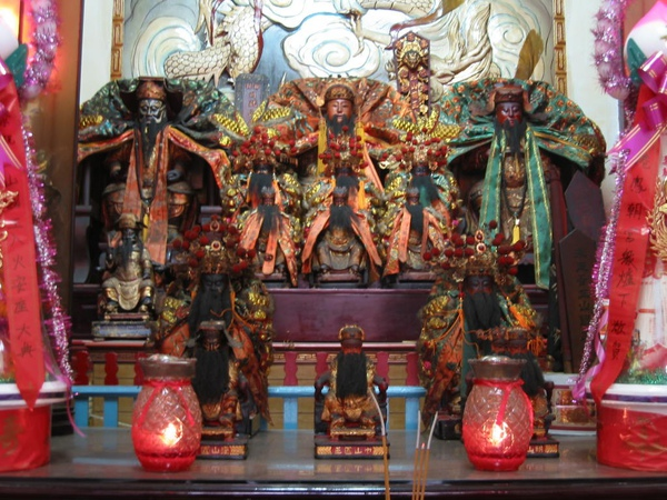 鹿港三山國王廟