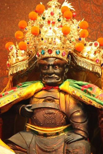 外關帝港厲王宮