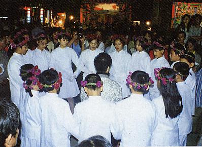 大內頭社平埔夜祭