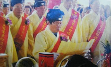 古道-學甲慈濟宮「上白礁」香路古道(上)
