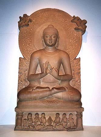 3釋迦牟尼佛像