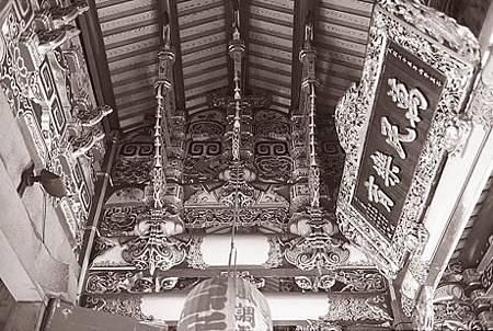 4大龍峒保安宮是陳應彬力作之一