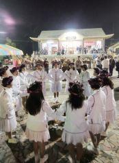 大內頭社部落的夜祭-牽曲