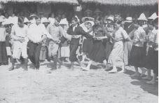 1930年淺井拍攝惠倫拍攝之頭社牽曲