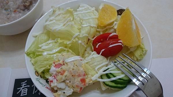 輕食蔬果沙拉