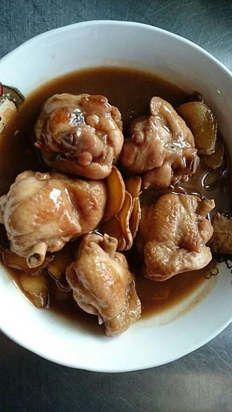 簡易醬燒雞