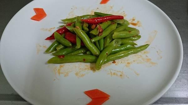 302D-5辣味四季豆