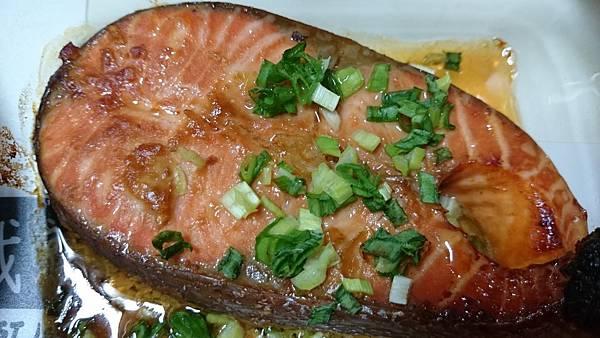 味增烤鮭魚