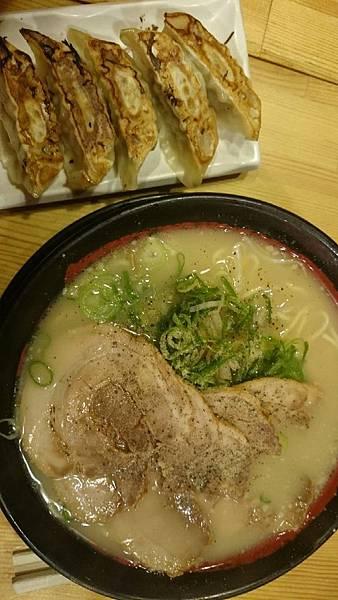 四天王 拉麵餃子