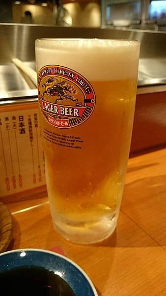秋吉串燒 啤酒