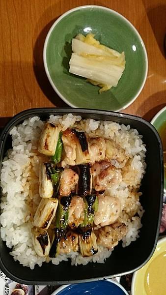 秋吉串燒 雞肉丼飯