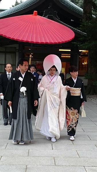 明治神宮-結婚儀式
