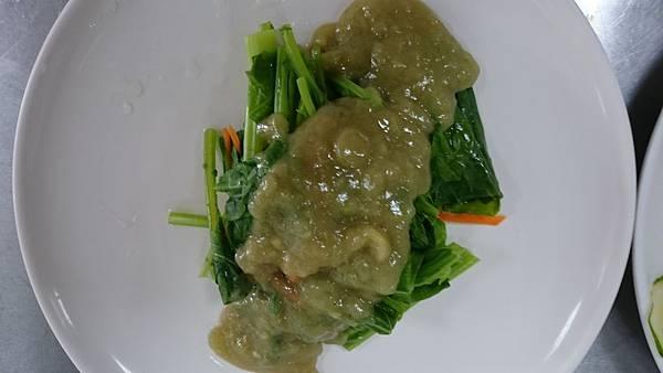 301A涼拌芥末芥藍菜