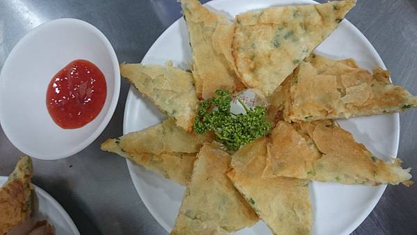 泰式月亮蝦餅