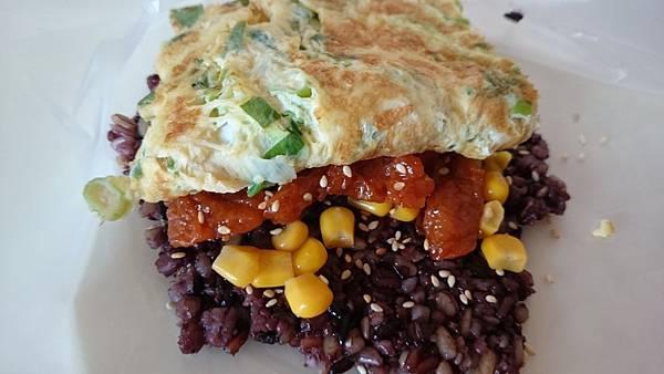 素食美味糙米飯糰