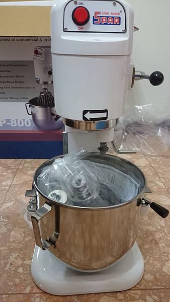 實用的士邦攪拌機(8公升)