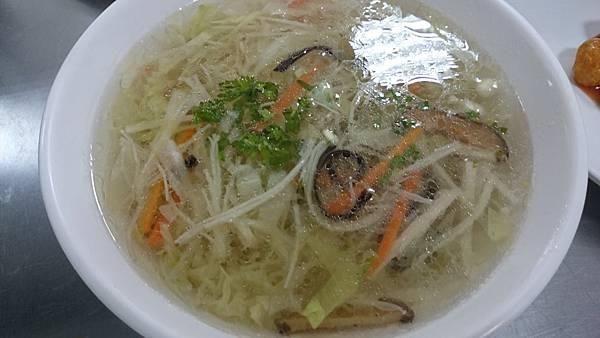 303B扁尖金菇湯