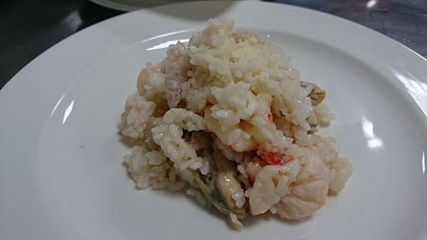 303D義式海鮮飯