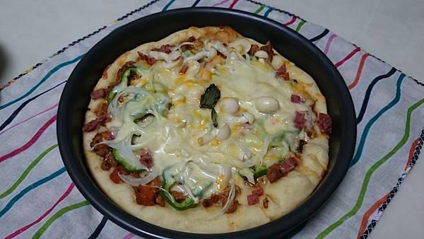 義式番茄肉醬Pizza