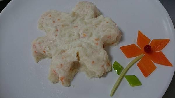 303E沙拉醬拌馬鈴薯泥
