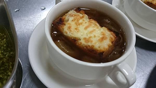 303E法式焗洋蔥湯