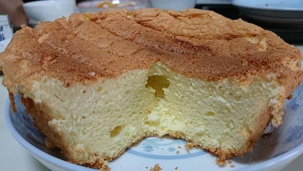 牛奶戚風蛋糕