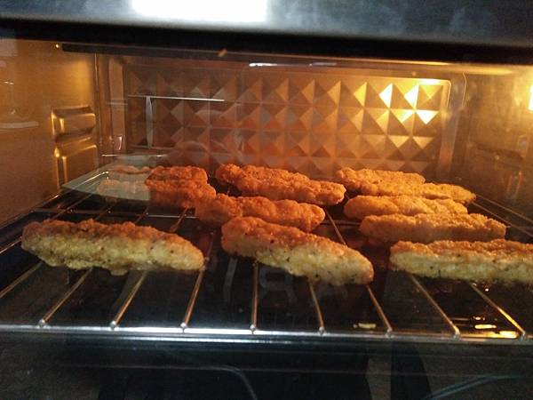 烤雞塊(檸檬雞柳條)