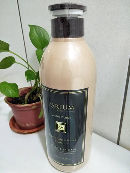 Parfum巴黎帕芬洗髮精