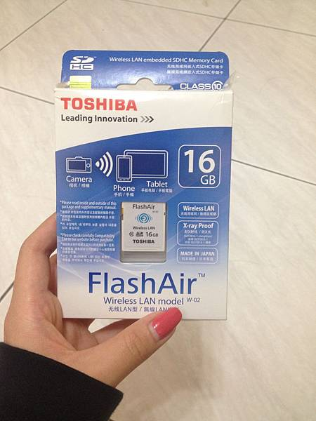 TOSHIBA WIFI卡