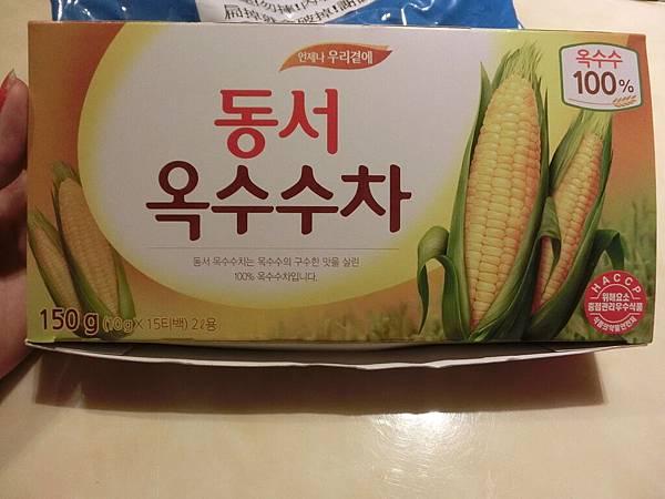 韓國玉米鬚茶