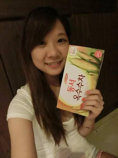 韓國玉米鬚