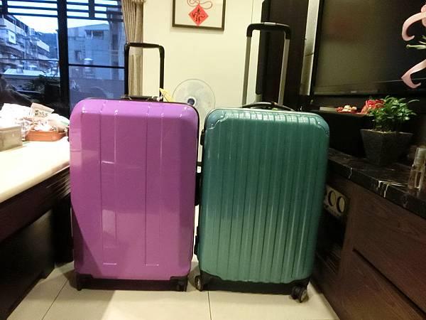 行李箱 推薦  自由行