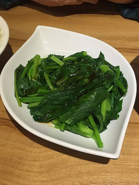 老北投 青菜