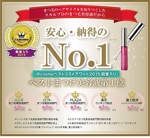 2016 日本必買藥妝推薦 睫毛增長液 美容 私心愛用