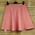 夏料太陽裙-桔色