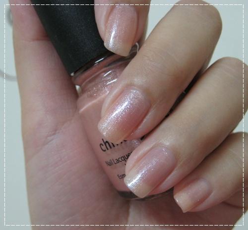 China Glaze 80430 奶油鬆餅_02.JPG