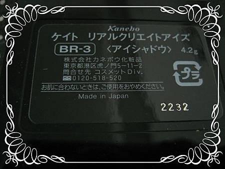 KATE凱婷真實之瞳3D眼影盒BR3-03.JPG