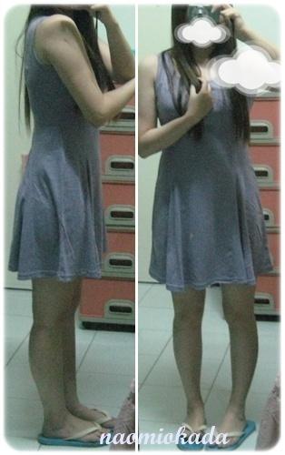*eFashion*純淨深秋.雙圓領打摺裙襬背心裙連身裙-雪花紫.jpg