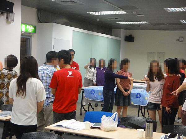 2013年藥物成癮者家庭成長服務方案-高雄場,那可拿新生活教育中心與中華民國新生活教育推廣協會合辦.