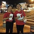 感謝台南地區的反毒勇士-梅玲與她的朋友,那可拿新生活教育中心有你們為伍,真好^^