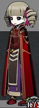 紅衣的審判-布列套裝