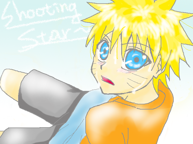 ~shooting star~