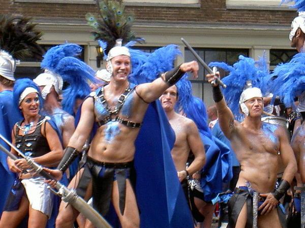 Blue Warriors