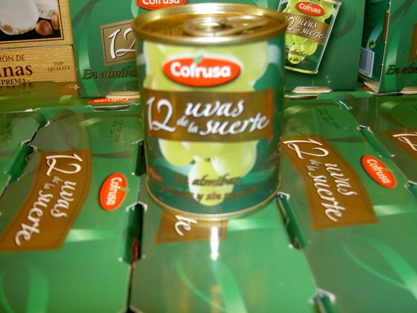罐頭裡的幸運葡萄