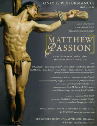 Matthew Passion 5