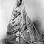 Princess Alexandra wedding dress 1863