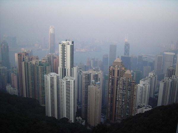太平山~香港全景