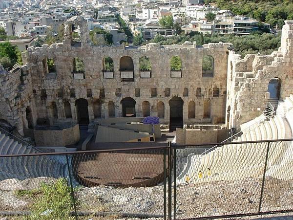 雅典衛城劇場