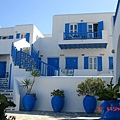 mykonos某家旅館